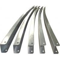 【温室专用】优质弯U型钢、优质直U型钢、