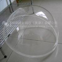 天津煜阳PC耐力板圆形采光罩   实心板系列