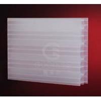 固莱尔X型三层板-PC阳光板