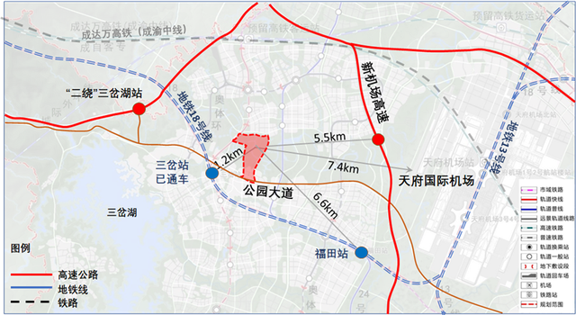 Traffic route